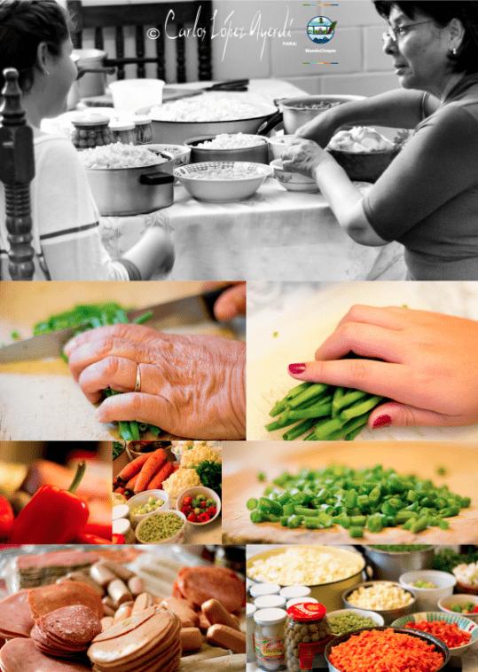 Fiambre Ayerdi - Recetas - Fiambre (3 diferentes recetas)