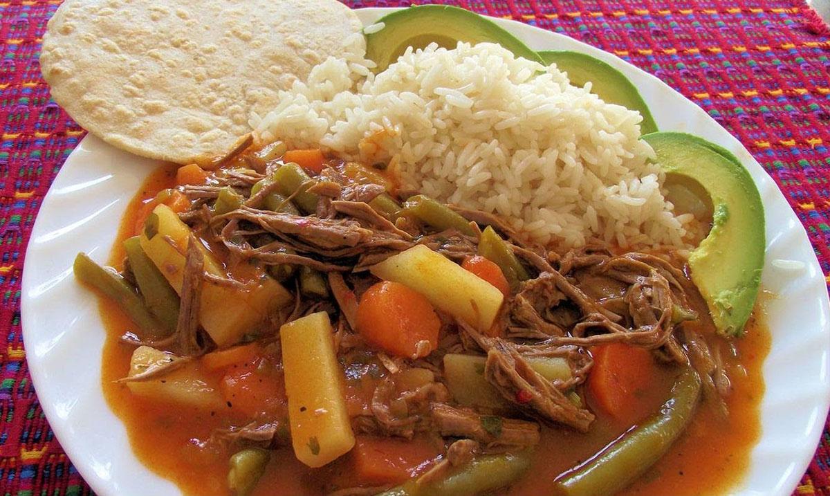 receta hilachas mundochapin guatemala - Recetas Chapinas - Hilachas