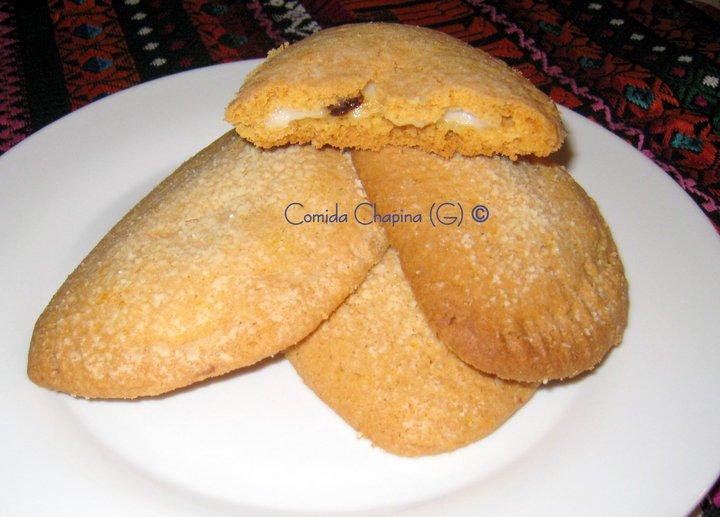 Empanadas de Manjar foto por Comida Chapina guatemalteca - Recetas de comidas típicas para la Cuaresma y Semana Santa