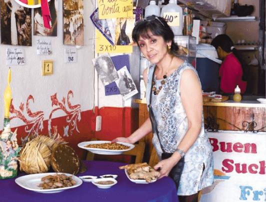 Suchiles Patty - Recetas de comidas típicas para la Cuaresma y Semana Santa