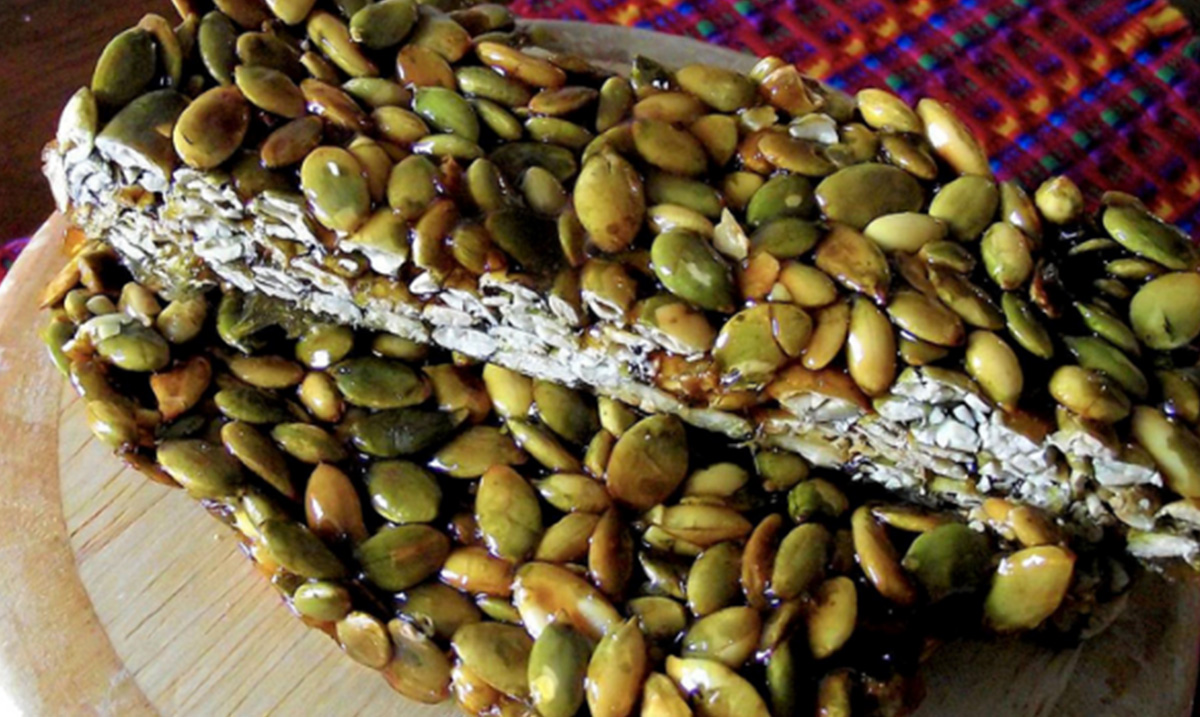 receta dulce de pepitoria mundochapin guatemala - Receta (video) - Dulce de Pepitoria