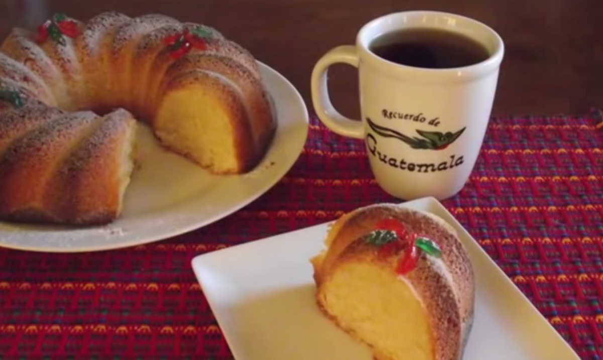 magdalena recetas mundochapin guatemala - Video Receta - Receta Magdalena