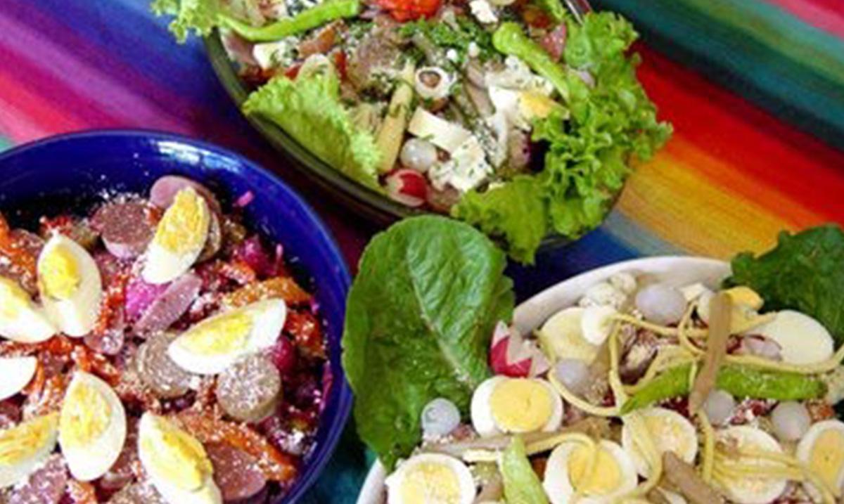 el fiambre guatemala mundochapin - Gastronomía - El Fiambre es el plato tradicional del Día de Todos los Santos