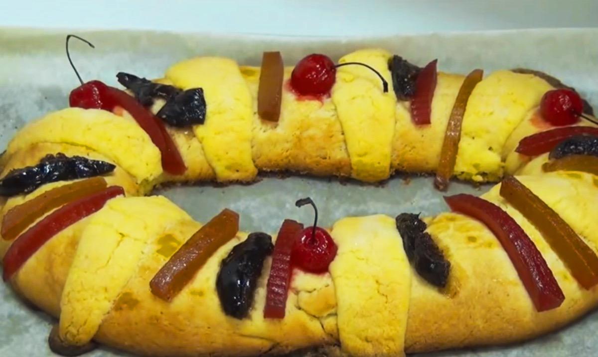 preparacion de la rosca de reyes - Video Receta - Preparación de la Rosca de Reyes
