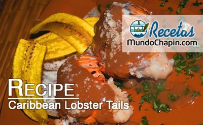 Caribbean Lobster Tails - mundochapin
