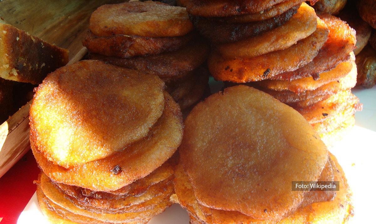 tortitas de yuca recetas guatemala mundochapin - Tortitas de Yuca