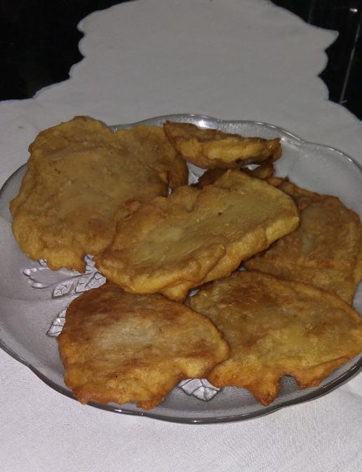 yuca - Tortitas de Yuca