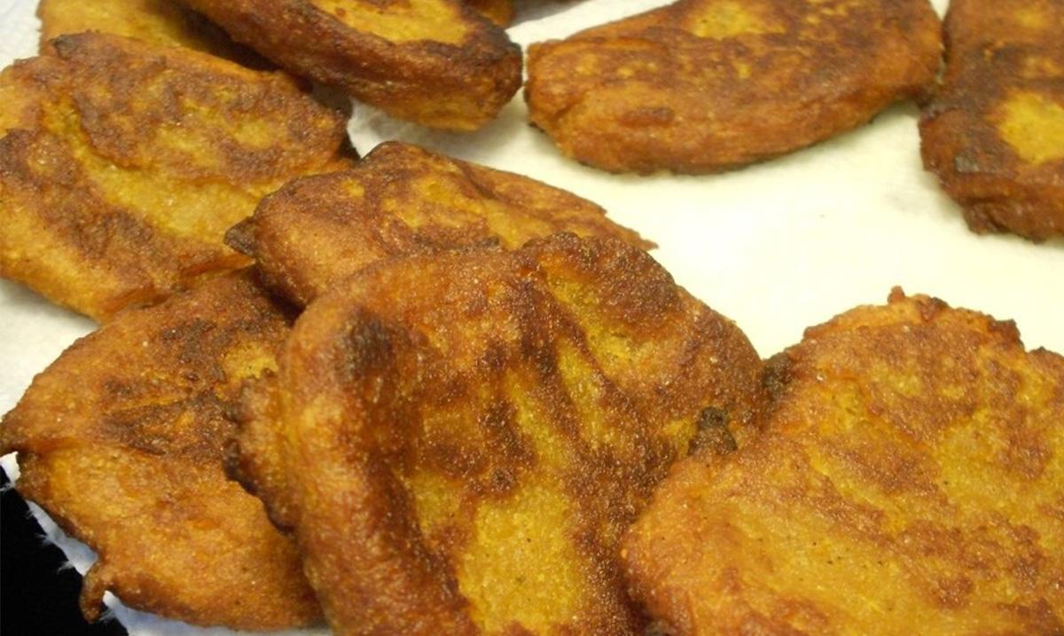 frituras de banano - Frituras de Banano