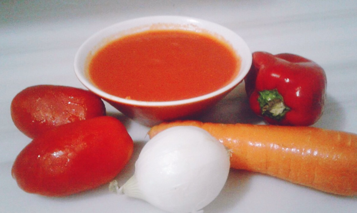 receta salsa de tomate mundochapin guatemala - Salsa de Tomate Espesa