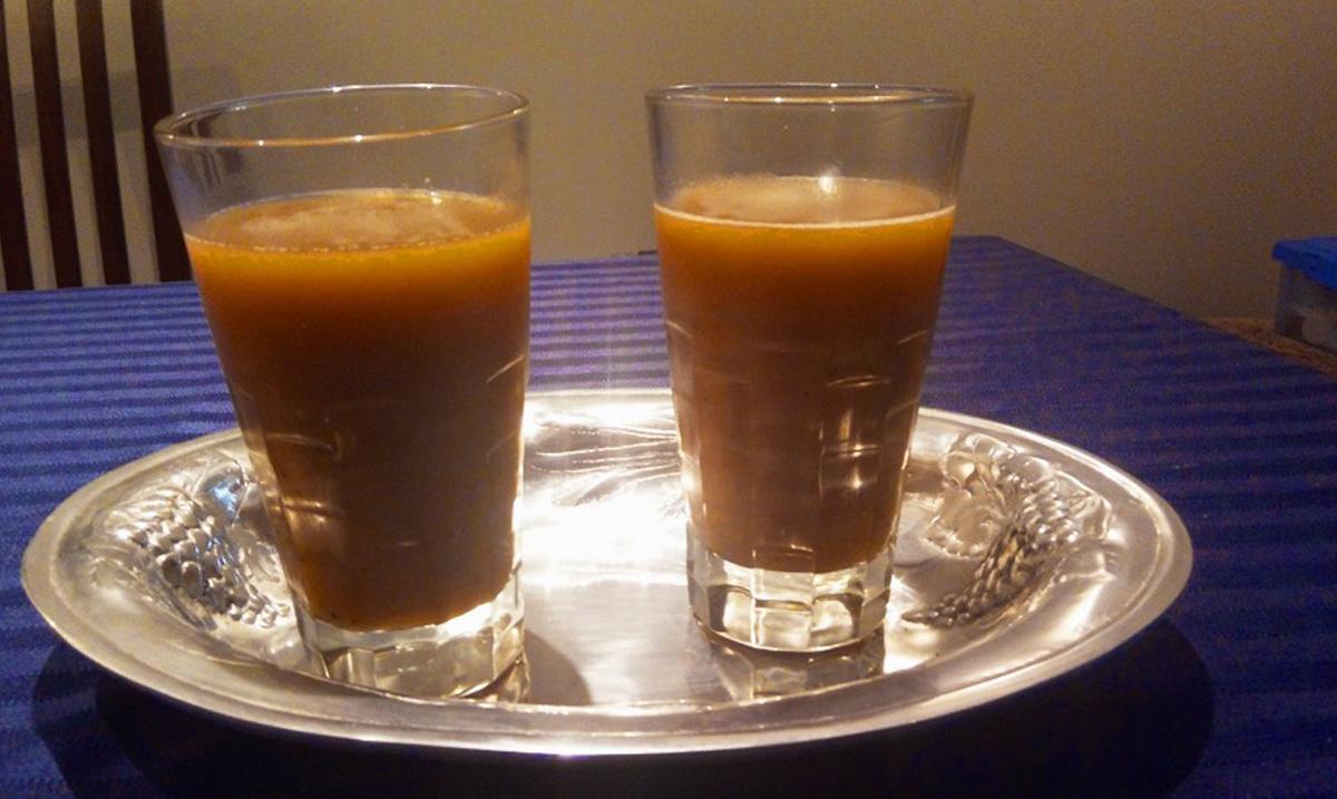 receta fresco de tamarindo guatemala mundochapin - Fresco de Tamarindo