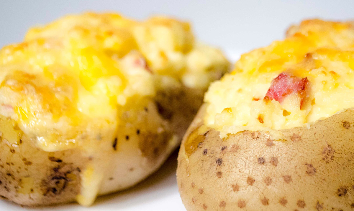 receta papas al horno con queso guatemala mundochapin - Papas al  Horno con Queso