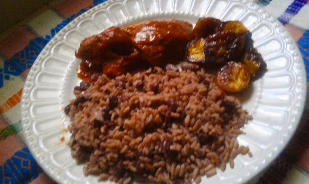 receta rice and beans guatemala mundochapin - Rice and Beans