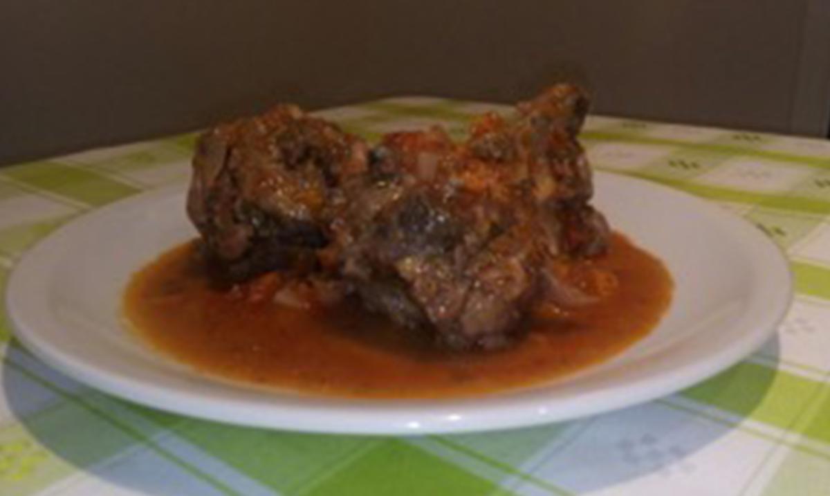 receta rabo en estofado guatemala mundochapin - Rabo en Estofado