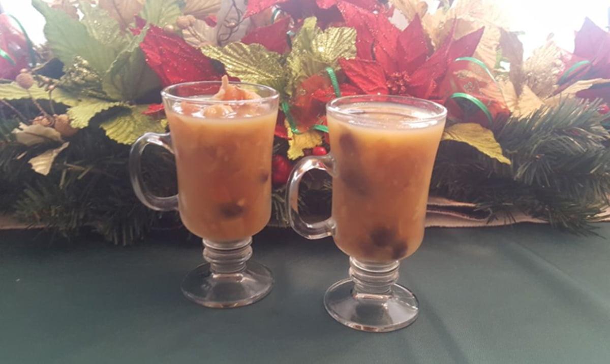 receta ponche de frutas guatemala mundochapin - Ponche de Frutas