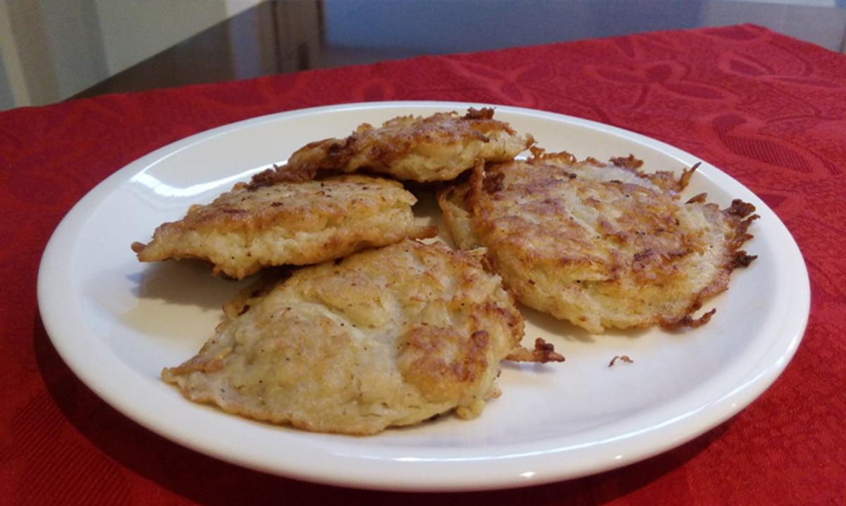 receta panqueques de papa mundochapin guatemala - Panqueques de Papa